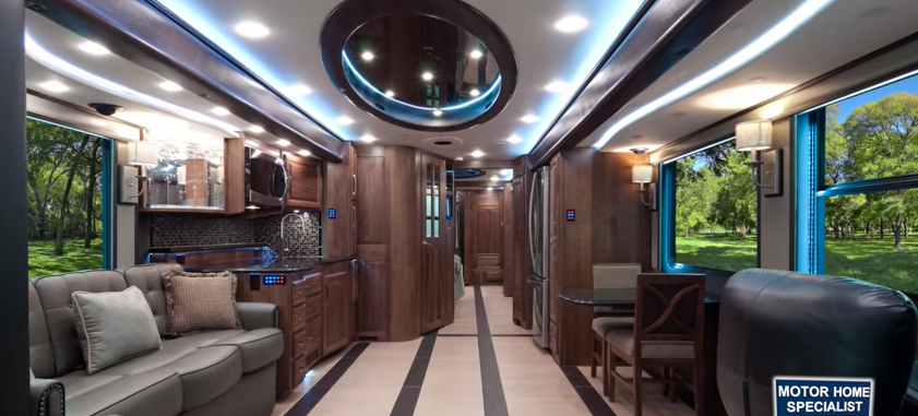 Check Out This Foretravel Ih45 Luxury Rv Review Great